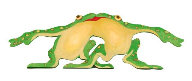#23 Froggie Tango