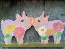 #13 Zinnia Piggies